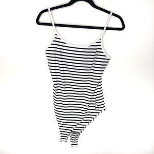 NWOT Primark | Striped Tank Bodysuit